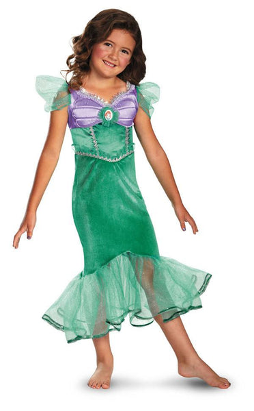 Kids Ariel Sparkle Costume