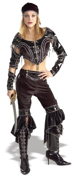 Adult Buccaneer Babe Costume