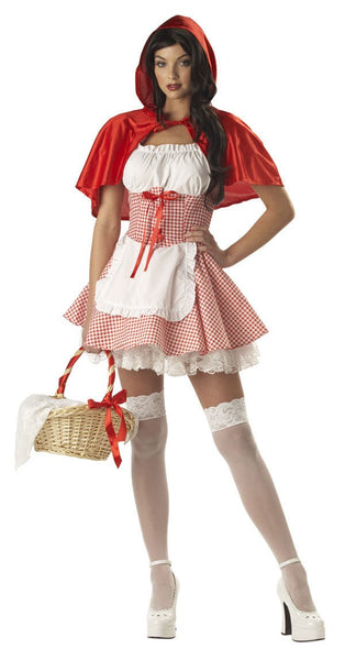 Adult Red Riding Hood Costume CA-01097