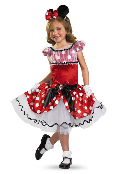 Kids Minnie Tutu Prestige Costume