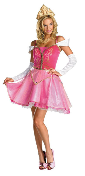 Adult Sassy Sleeping Beauty Costume