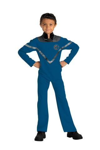 Kids Mr. Fantastic Costume DI-5202