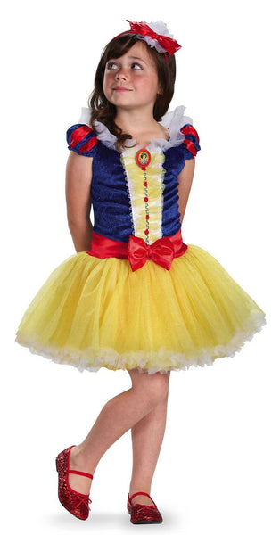Kids Snow White Tutu Prestige Costume