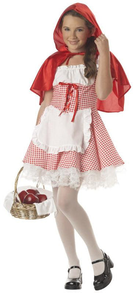 Tween Little Red Riding Hood Costume