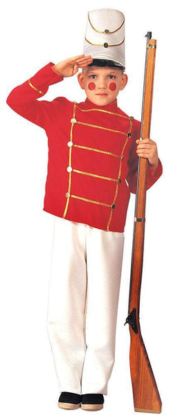 Kids Wooden Soldier Costume