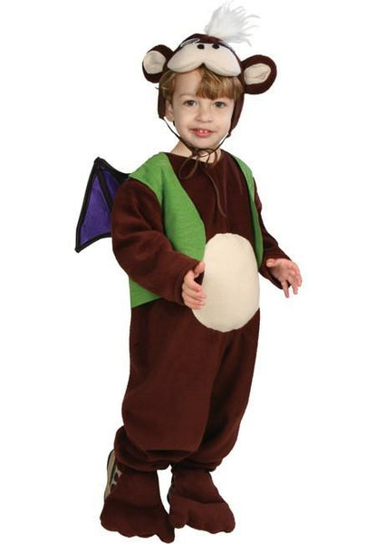 Toddler Flying Monkey of Oz Costume