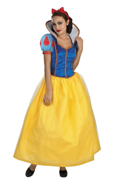Adult Snow White Prestige Costume