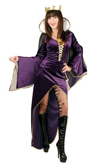 Adult Evil Queen Deluxe Costume