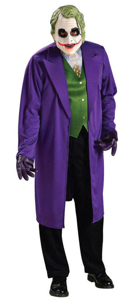 Adult Batman Dark Knight The Joker Costume