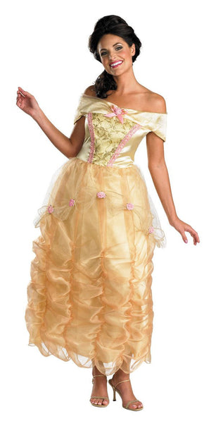 Adult Disney Belle Deluxe Costume