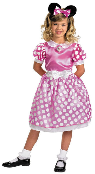 Kids Minnie Mouse Classic Costume