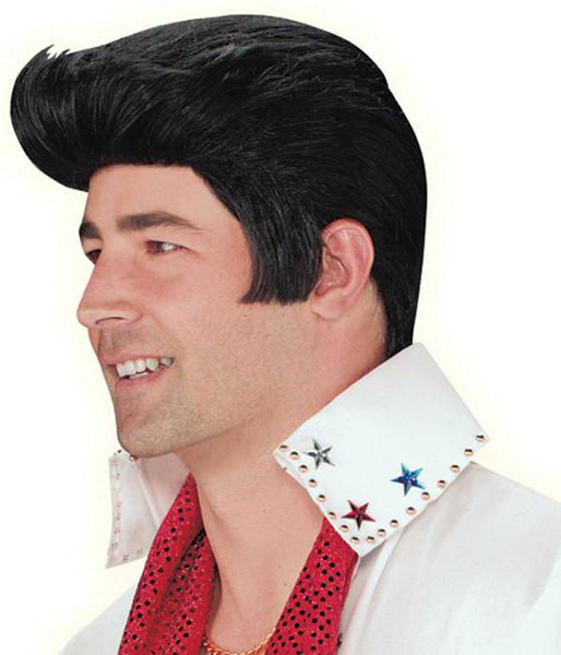 Elvis Presley Wig for Adults