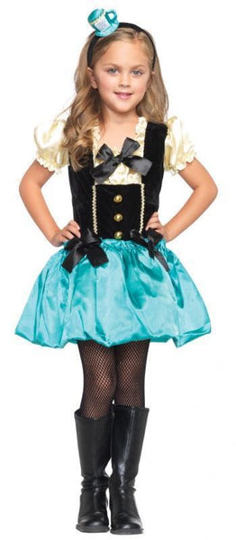 Kids Tea Party Princess Costume