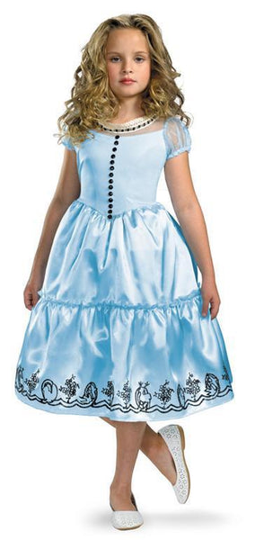Kids Alice in Wonderland Costume