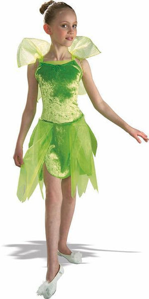 Kids Tinkerbell Dress Costume