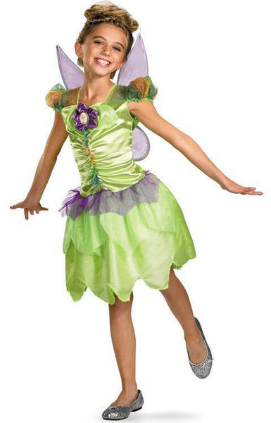 Kids Tinkerbell Rainbow Costume