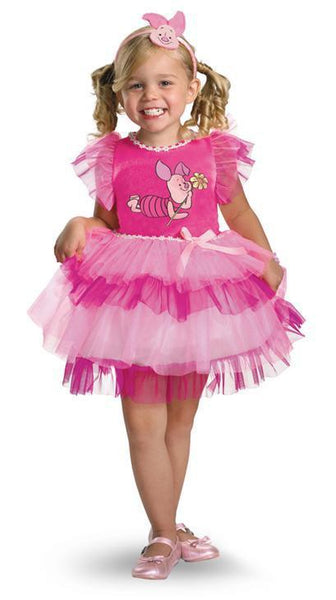 Kids Frilly Piglet Costume