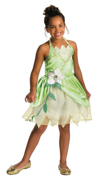 Kids Princess Tiana Costume