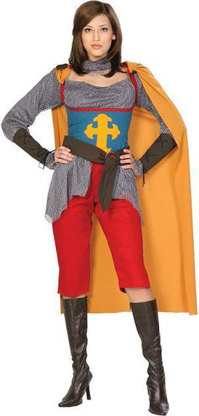 Adult Joan of Arc Costume