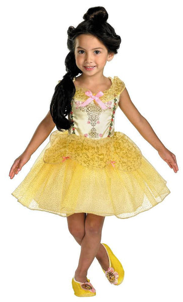 Kids Belle Ballerina Costume