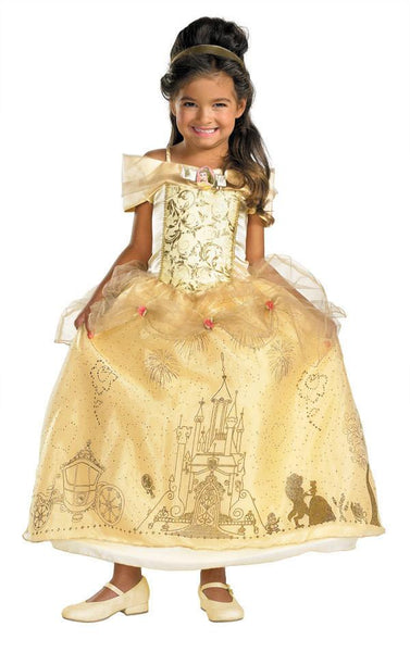 Kids Belle Prestige Costume