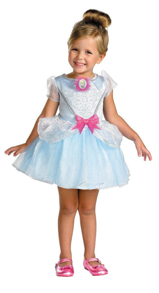 Kids Cinderella Costume - Disney Princess Ballerina