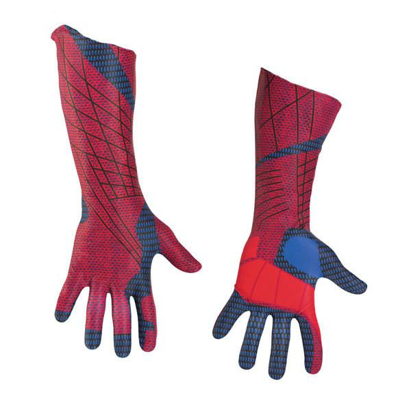 Adult Amazing Spider-Man Deluxe Gloves  sc 1 st  Costume City & Spiderman Adult Costume - costumecity.com