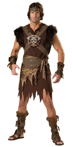 Adult Barbarian Man Costume