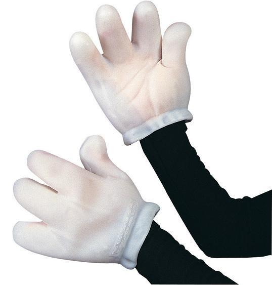 Adult Vinyl Cartoon Animal Gloves