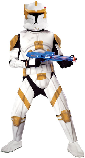 Clone Trooper Commander Cody Adult Costume