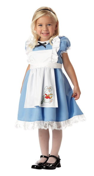 Toddler Alice in Wonderland Costume