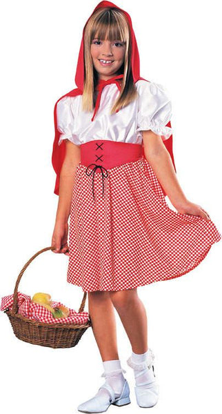 Kids Red Riding Hood Costume R-881066