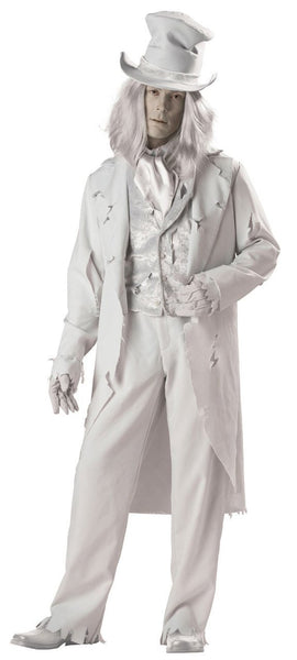 Adult Ghostly Gent Costume