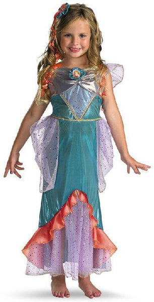 Kids Little Mermaid Deluxe Costume