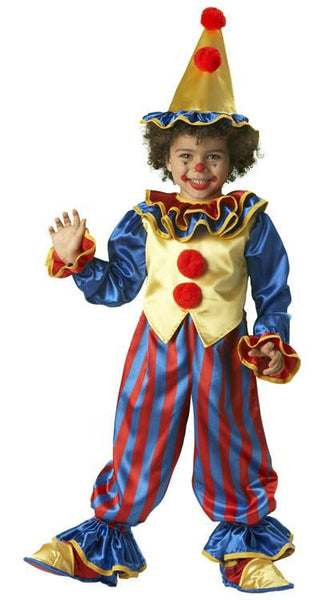 Kids Clownin' Round Costume