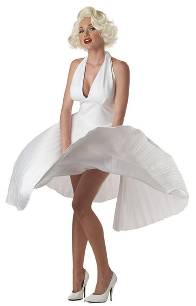 Adult Marilyn Deluxe Costume