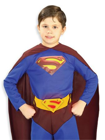 Kids Superman Light-Up Belt