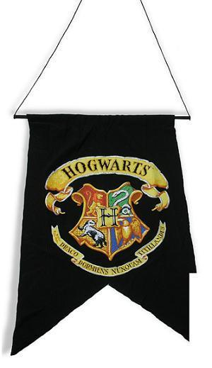 Harry Potter Hogwarts Printed Wall Banner