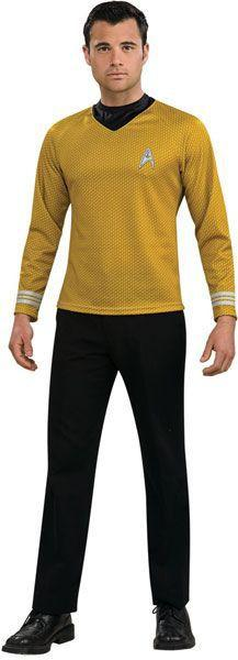 Adult Captain Kirk Costume