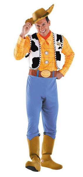 Adult Woody Deluxe Costume