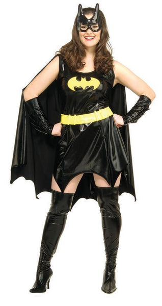 Adult Plus Batgirl Costume