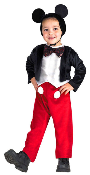 Kids Mickey Mouse Deluxe Costume