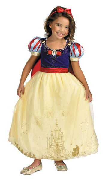 Kids Snow White Storybook Prestige Costume