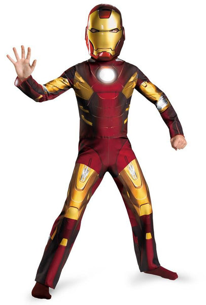 Child Iron Man Mark VII Costume