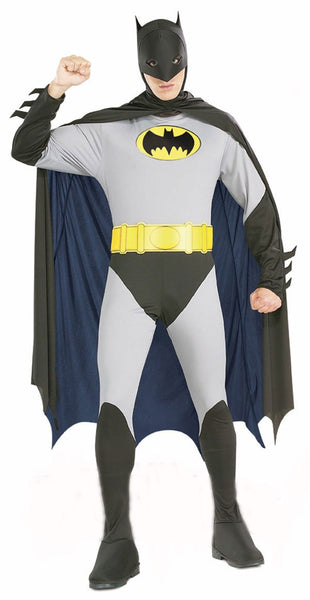 Adult Batman Deluxe Costume