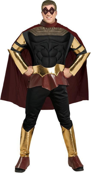Adult Plus Watchmen Ozymandias Costume