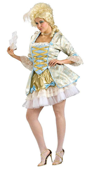 Marie Antoinette Adult Plus Costume