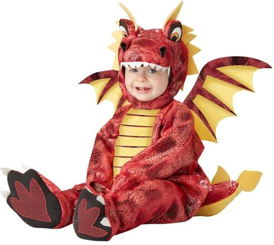 Baby Adorable Dragon Costume