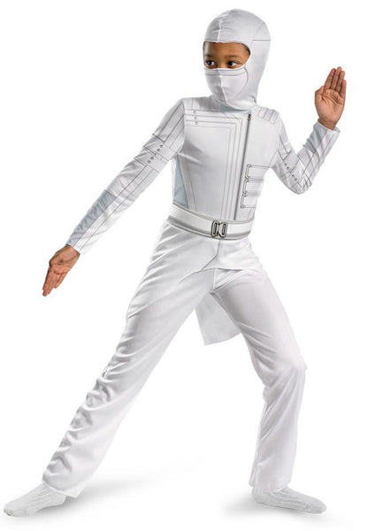 Kids Storm Shadow Costume