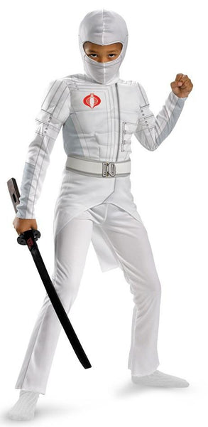 Kids Light-Up Muscle Storm Shadow Costume
